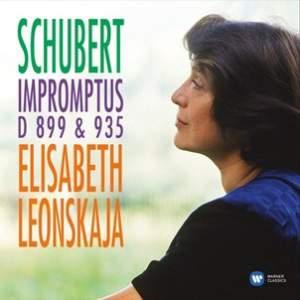 Schubert: Impromptus D 899 & 935 - Vinyl Edition