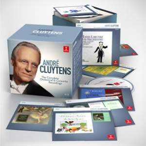 André Cluytens: The Complete Orchestral Recordings