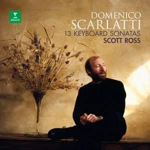 D. Scarlatti: 13 Keyboard Sonatas - Vinyl Edition