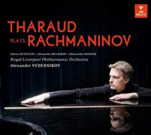 Tharaud plays Rachmaninov - Vinyl Edition