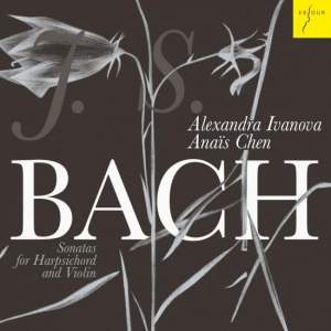 Bach: Sonatas For Harpsichord And Violin, BWV 1014-1019 Product Image