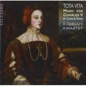 Tota Vita: Music for Charles V