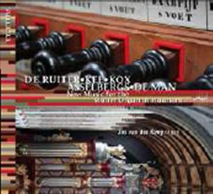 New Music for the Muller Organ in Haarlem