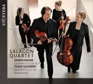 Haydn & Schubert: String Quartets