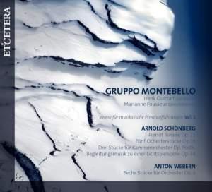 Gruppo Montebello perform Schoenberg and Webern