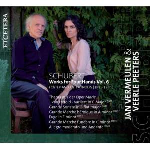 Schubert: Works for Four Hands, Vol. 6 Product Image