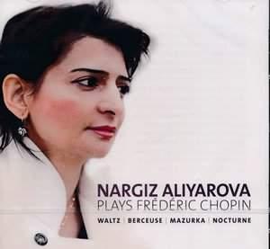 Margiz Aliyarova plays Chopin