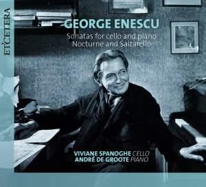 Enescu: Sonatas for Cello & Piano
