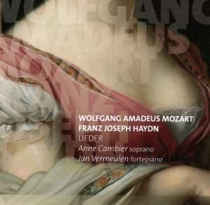 Mozart & Haydn: Lieder
