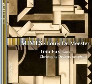 Louis de Meester: Mimes
