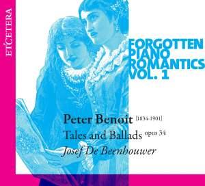 Forgotten Piano Romantics Vol. 1