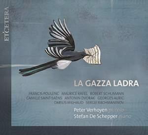 La Gazza Ladra - Music for Piccolo & Piano