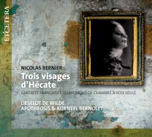 Trois Visages d'Hecate - French Cantatas