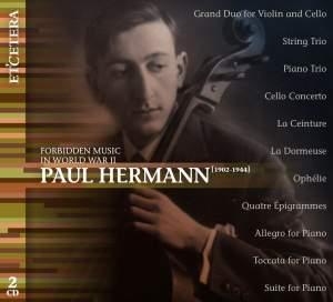 Hermann: Forbidden Music in World War II Product Image