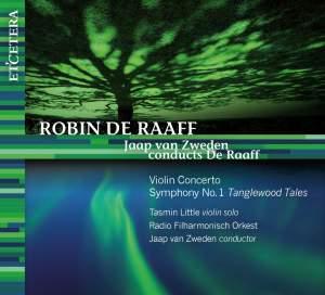 Raaff: Violin Concerto & Symphony No. 1