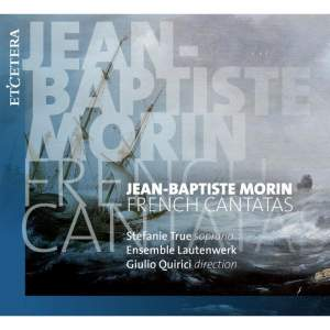 Jean-Baptiste Morin: French Cantatas Product Image