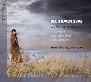 Beethoven: 'Tempest' & 'Moonlight' Sonatas & Eroica Varations Product Image
