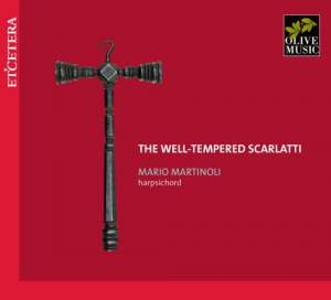 The Well Tempered Scarlatti Product Image