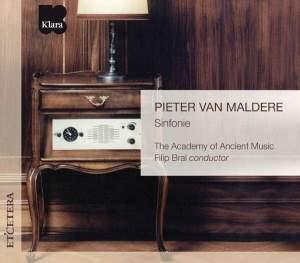 Pieter Van Maldere: Sinfonie
