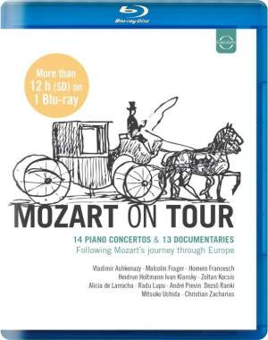 Mozart On Tour