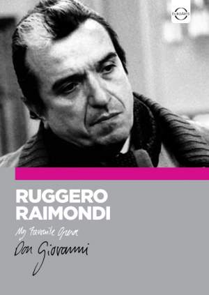 My Favourite Opera: Ruggero Raimondi