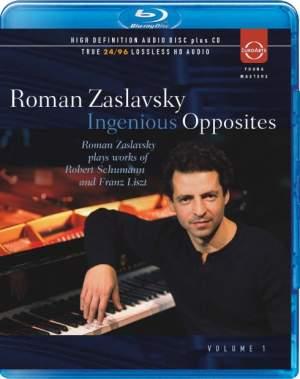 Roman Zaslavsky: Ingenious Opposites Vol. 1 Product Image