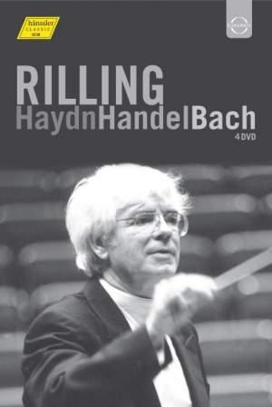 Rilling Box: Haydn, Händel & Bach