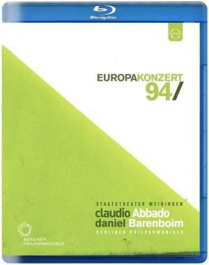 Europakonzert 1994 from Meiningen