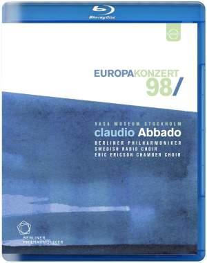 Europakonzert 1998 from Stockholm