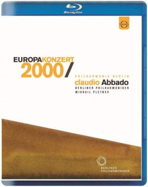 Europakonzert 2000 from Berlin