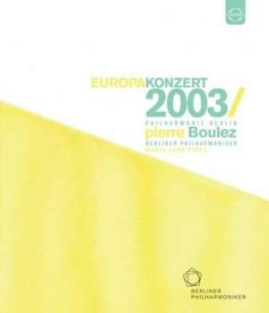 Europakonzert 2003 from Lisbon