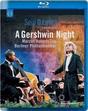 Seiji Ozawa conducts A Gershwin Night Product Image
