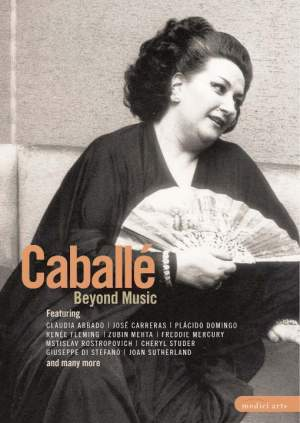 Caballé - Beyond Music
