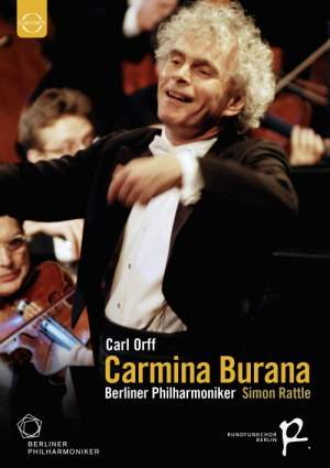 Rattle conducts Carmina Burana