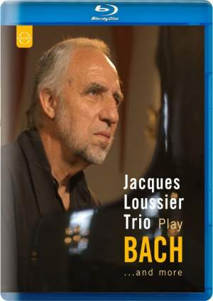 Jacques Loussier Trio Play Bach and more…