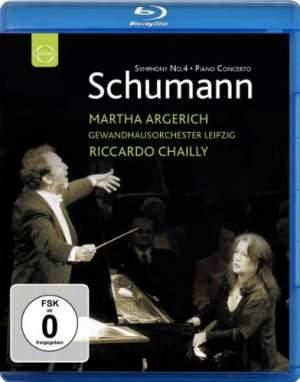 Schumann - Piano Concerto & Symphony No. 4