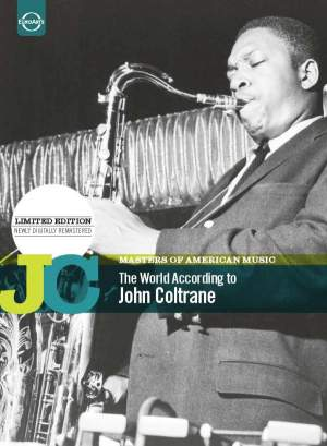 The World According to John Coltrane Product Image