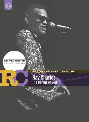 Ray Charles - The Genius of Soul Product Image