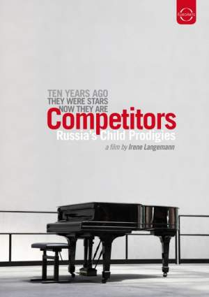 Competitors - Russia's Child Prodigies Product Image