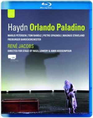 Haydn: Orlando Paladino
