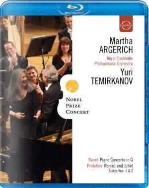 Nobel Prize Concert 2009 Product Image