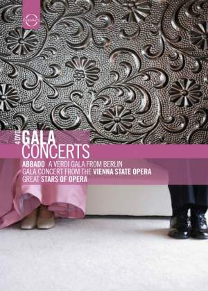 Gala Concerts from Vienna, Berlin & Dresden Box Set
