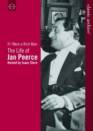 If I Were a Rich Man: The Life of Jan Peerce Product Image