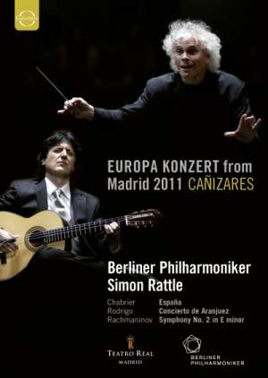 Europakonzert 2011 from Madrid