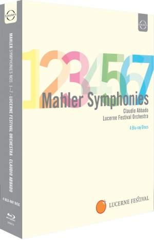 Mahler: Symphonies Nos. 1-7 Product Image