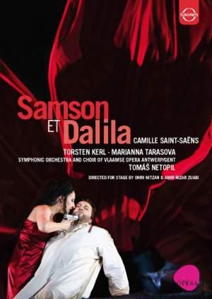 Saint-Saëns: Samson et Dalila Product Image