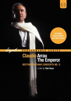 Claudio Arrau 'The Emperor'