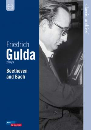 Friedrich Gulda plays Beethoven & Bach