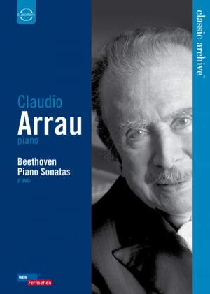 Claudio Arrau plays Beethoven Piano Sonatas