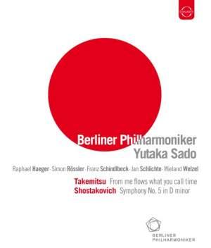 Berliner Philharmoniker: Yutaka Sado Product Image